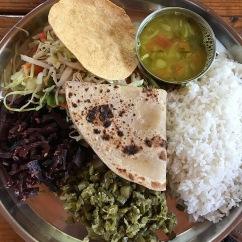 Yummy thali