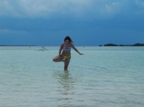Lagoon yoga